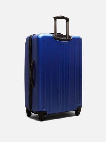 28 Inch Grammercy 4-Wheel Suitcase, COBALT