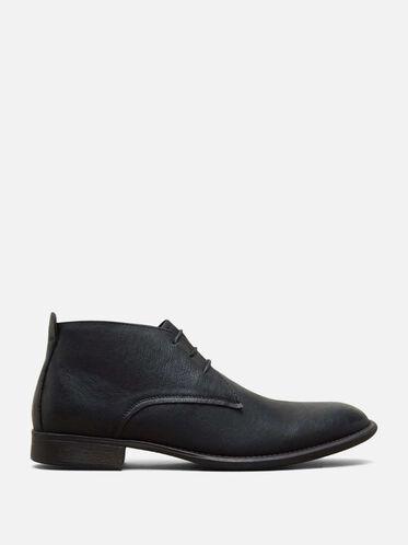 Ap-Plause Chukka Boot, BLACK