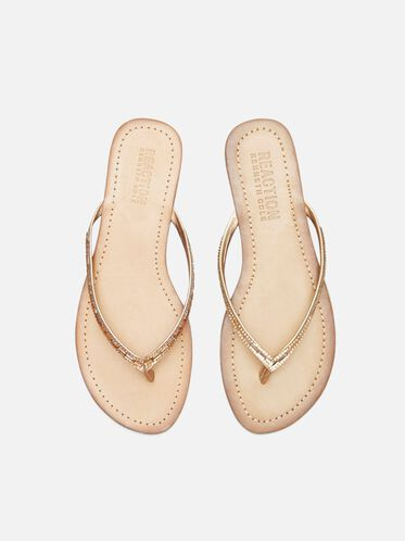 Just Jeweled Sandal, ROSE GOLD