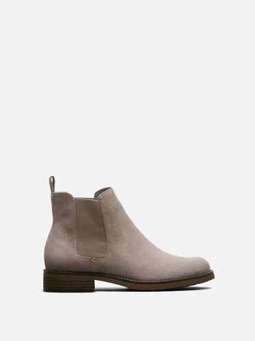 Kent Way Ankle Boot, TAUPE