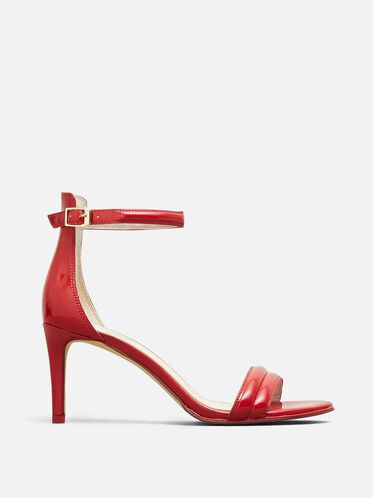Open-Toe Heel, RED
