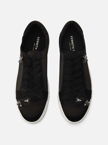 Kam 8 Bugs Sneaker, BLACK
