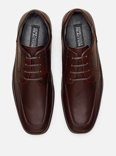 Bunch 2 Do Square-Toe Oxford, BROWN