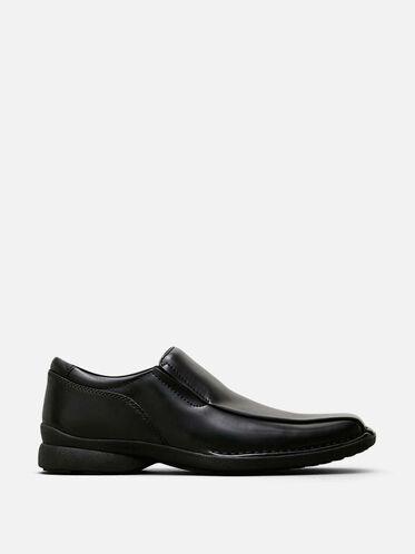 Punchual Leather Loafer, BLACK, hi-res