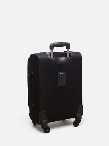 20 inch Excursion 2.0 4-Wheel Suitcase, BLACK