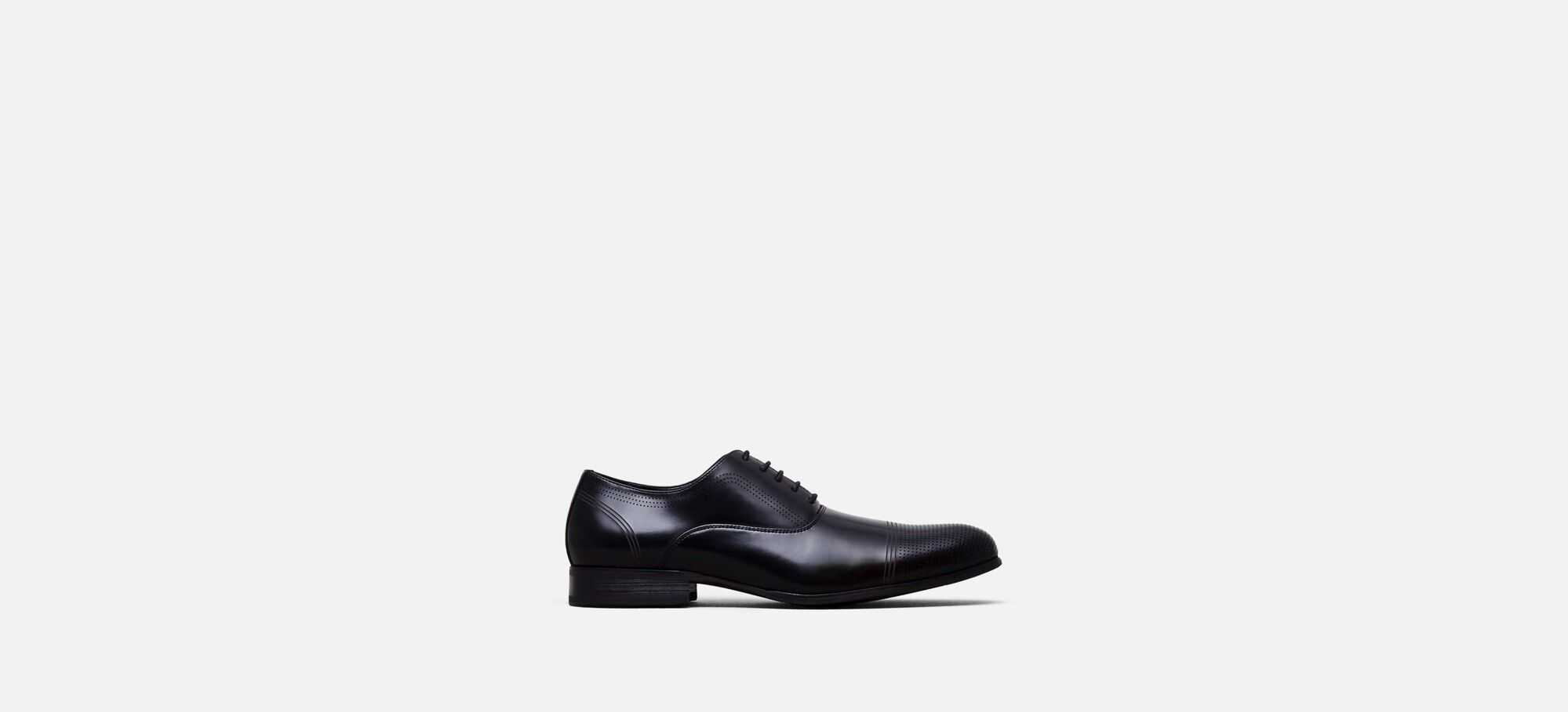 Big Wh-Eel-S Cap Toe Oxford