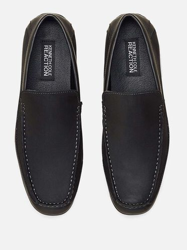 Lap of Luxury Slip-On Loafer, BLACK, hi-res