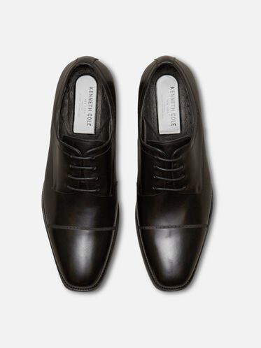 Leisure Time Leather Loafer, BLACK