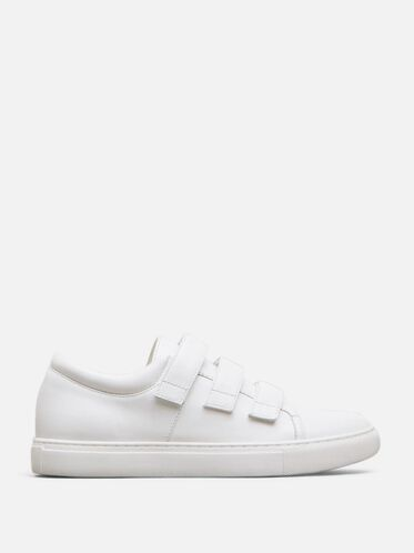 KINGVEL LOW-TOP SNEAKER, WHITE