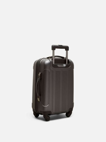 20 Inch Out Of Bounds 4-Wheel Carry-On Suitcase, GRAY