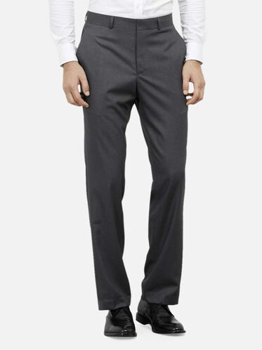 Slim-Fit Suit Pant, 030GREY, hi-res