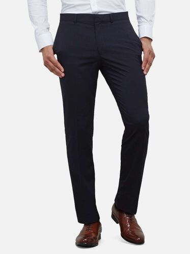 Techni-Cole Striped Dress Pant, 400NAVY