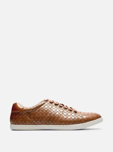 Item-Ize Sneaker, COGNAC