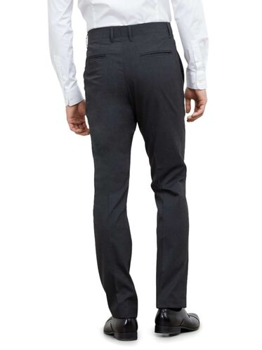 Techni-Cole Performance Knit Pocket Dress Pant, CHARCOAL