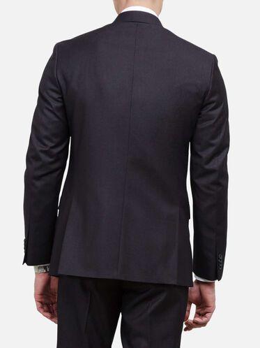 Slim-Fit Suit Jacket, 017CHARCOA, hi-res