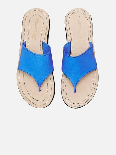 Love-Haiti Sandal for Her, BLUE, hi-res