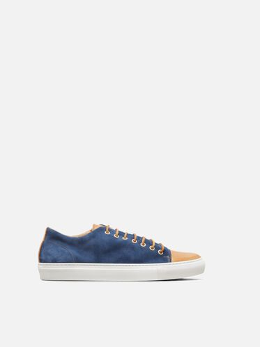 Sport Car Low-Top Sneaker, NAVY