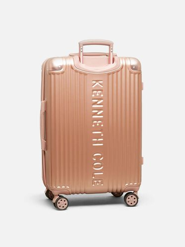 24 inch Tribeca Expandable Upright Suitcase, ROSE GOLD