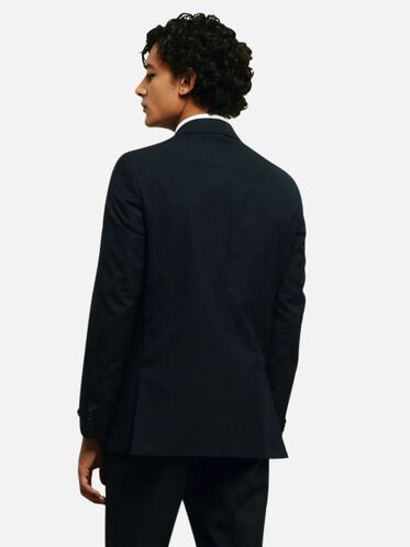 Slim-Fit Notch-Lapel Suit Jacket, 400NVY SLI, hi-res