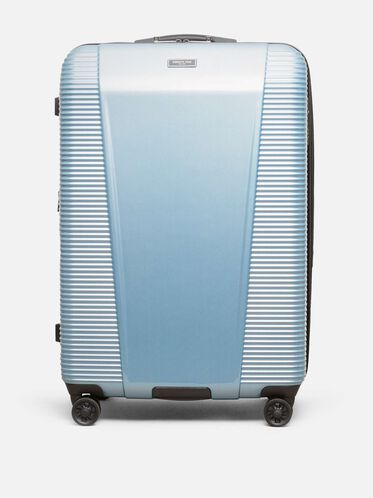 28 Inch Sudden Impact 2.0 Suitcase, ICE BLUE