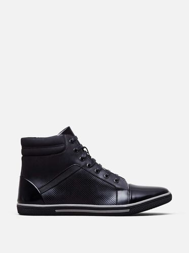 All Crown Up Sneaker, BLACK