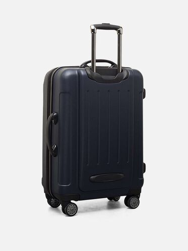 Renegade 24 Inch Expandable Upright Suitcase, NAVY, hi-res
