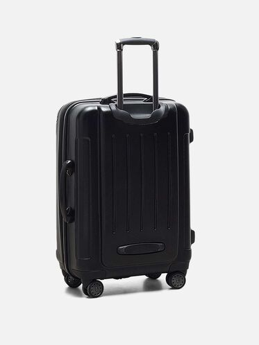 Renegade 24 Inch Expandable Upright Suitcase, BLACK