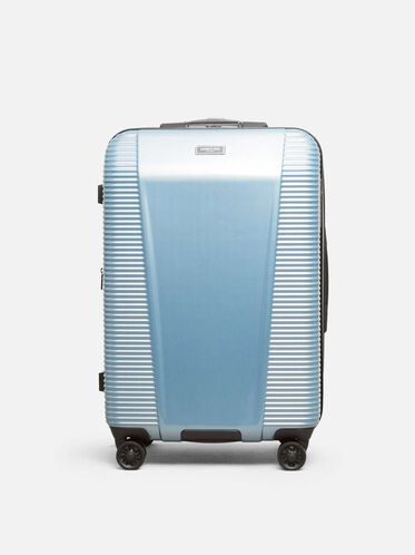 24 Inch Sudden Impact 2.0 Suitcase, ICE BLUE