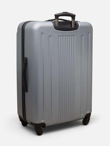 28 inch Gramercy 4-Wheel Suitcase, LT. SILVER