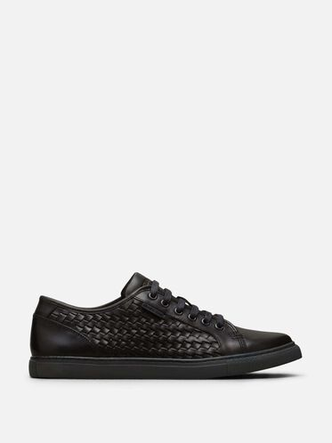 Bring About Leather Sneaker, GREY