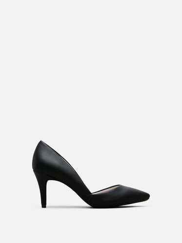 So Savvy Pumps, BLACK