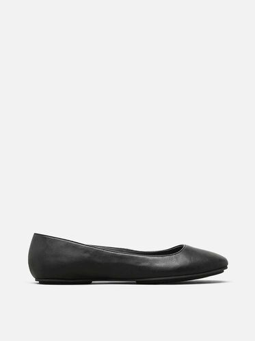 Bella Princess Flat, BLACK