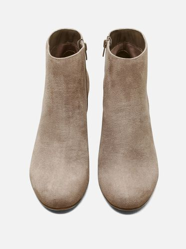 Free Time Ankle Bootie, TAUPE