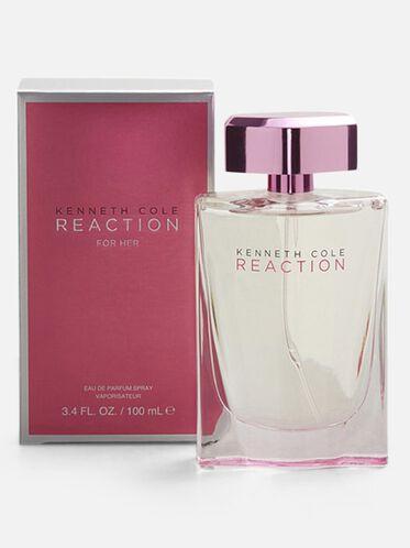 Reaction Fragrance for Her 3.4 FL OZ, NO COLOR
