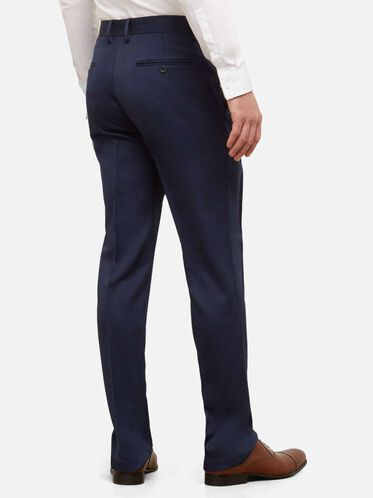 Slim Fit Urban Heather Dress Pant, BLUE