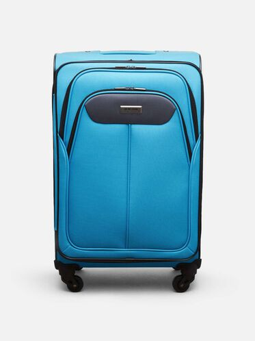 24 inch Excursion 2.0 4-Wheel Suitcase, TEAL