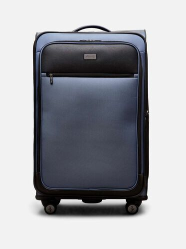 28 Inch Class Transit 8-Wheel Suitcase, BLUE