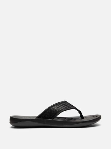 Go Four-th Sandal, BLACK