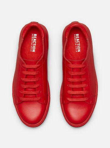 Joey Low-Top Sneaker, RED