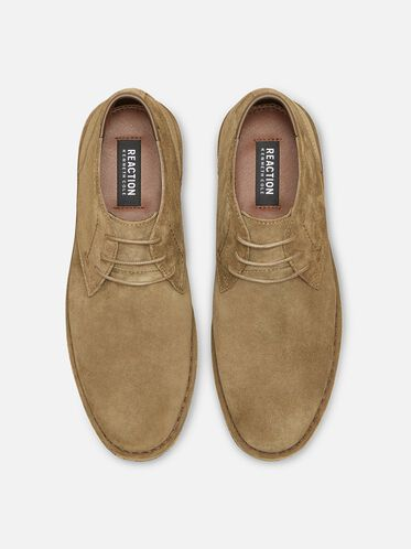 Desert Sun Suede Oxford, MILITARY