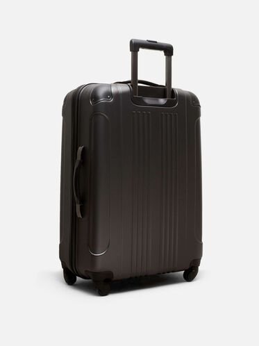 28 Inch Out Of Bounds 4-Wheel Suitcase, GRAY