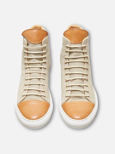 Good Sport Leather Sneaker, SAND