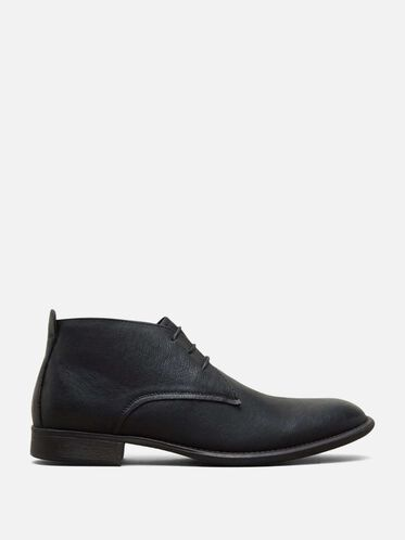 Ap-Plause Chukka Boot, BLACK, hi-res