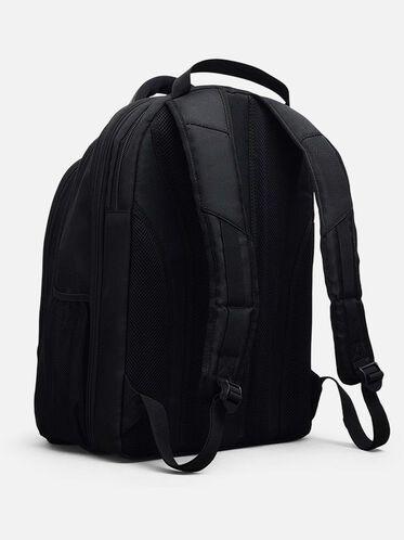 Zip Backpack, BLACK, hi-res
