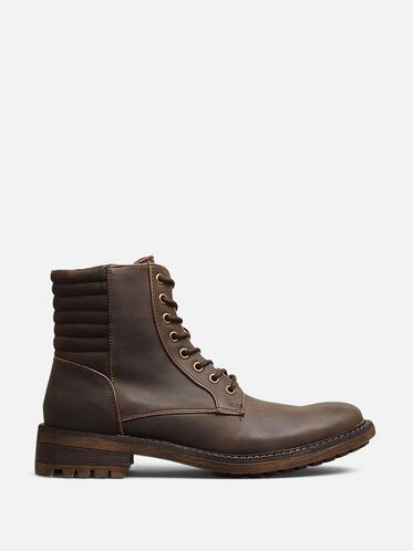 Beat It Lace-Up Boot, BROWN, hi-res