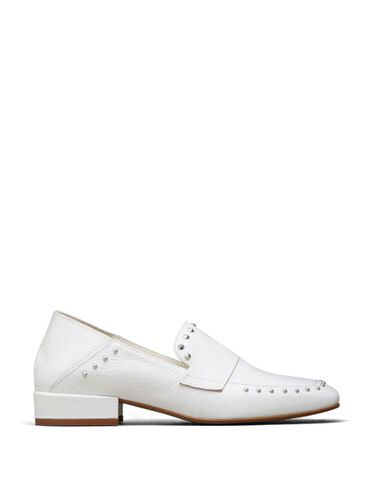 Bowan Convertible Loafer, WHITE