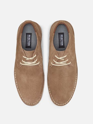Desert Sun Suede Oxford, TAUPE