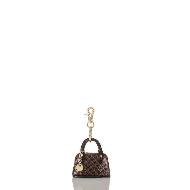 Handbag Key Fob Bronze Java, Bronze, hi-res