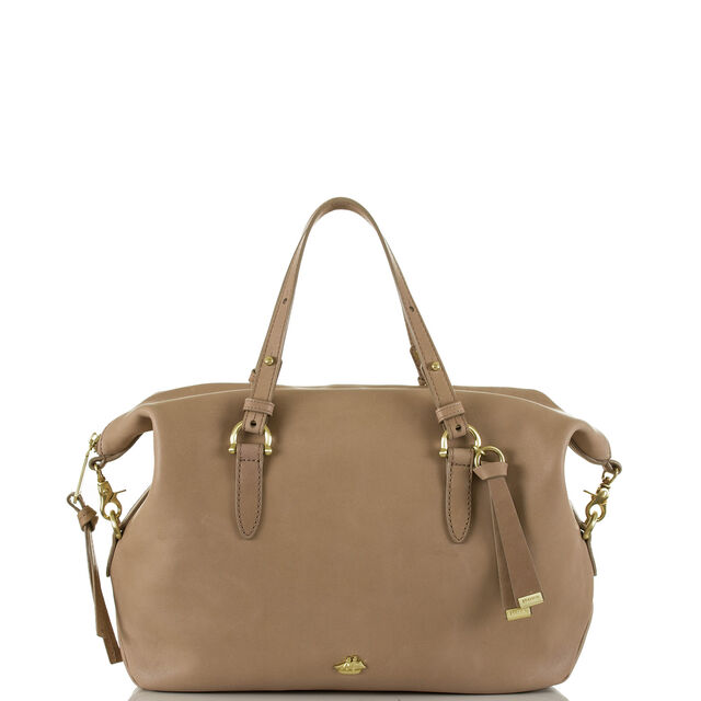 Delaney Satchel Ginger Charleston, Ginger, hi-res