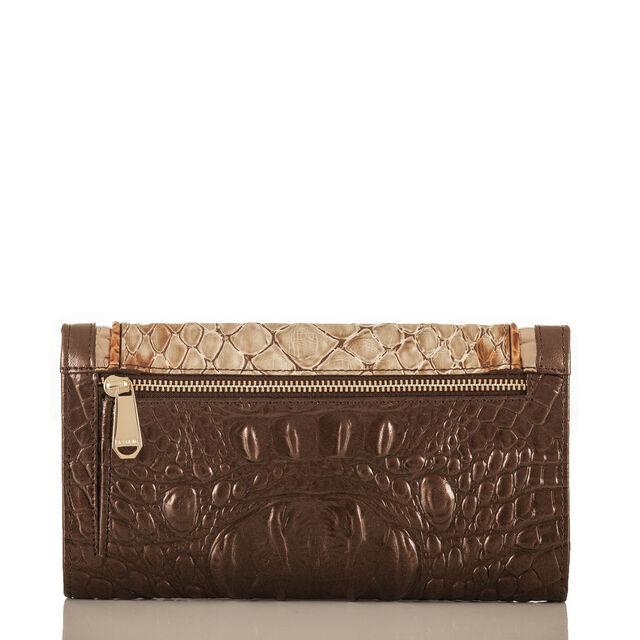 Soft Checkbook Wallet Honey Carlisle, Honey, hi-res